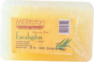 meritaton glycerin soap with eucalyptus oil