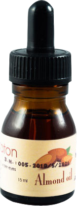 meritaton almond oil
