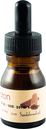 meritaton sandal oil