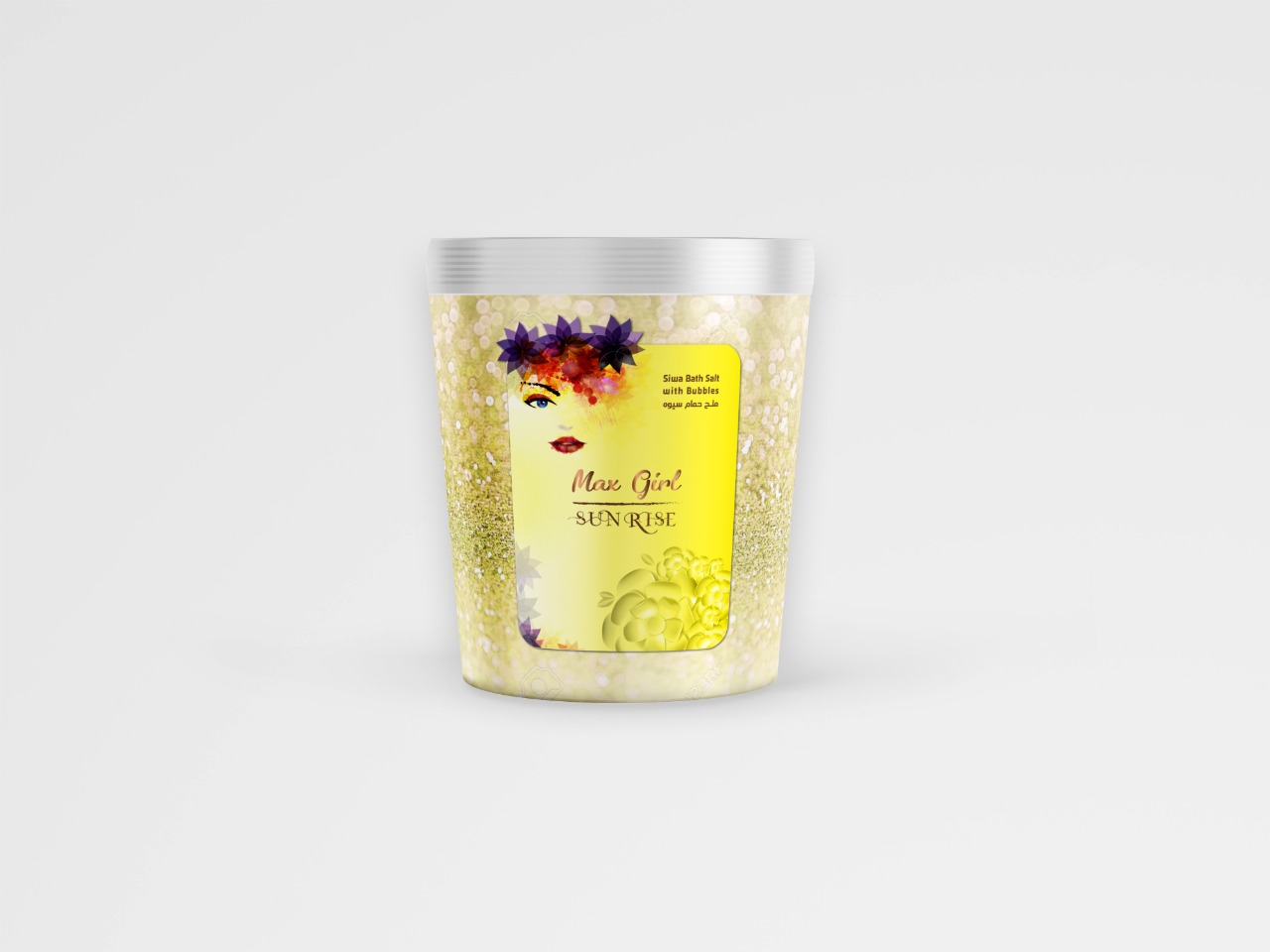 sunrise bath salt