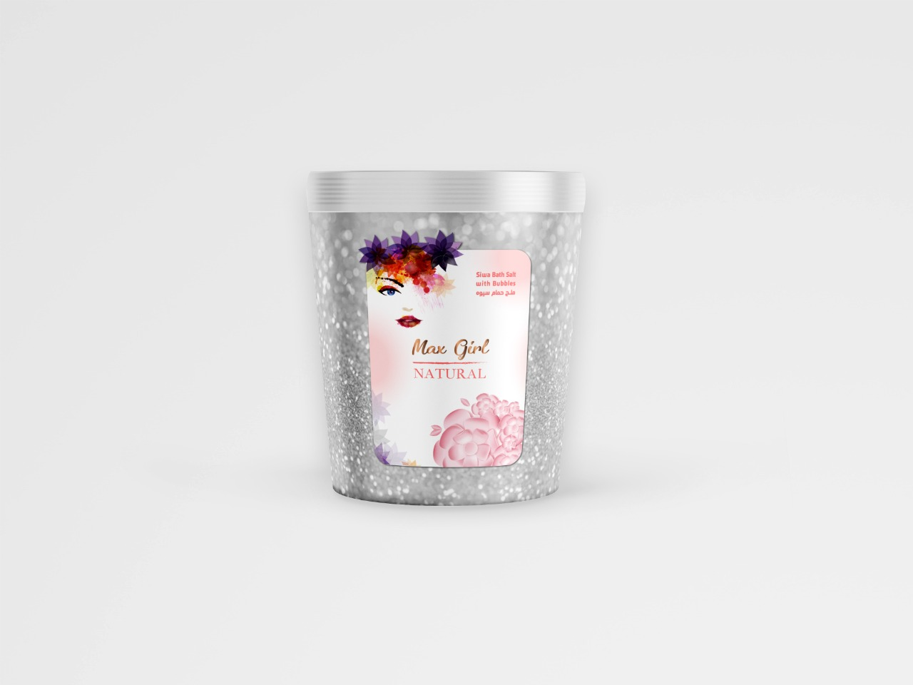 natural bath salt